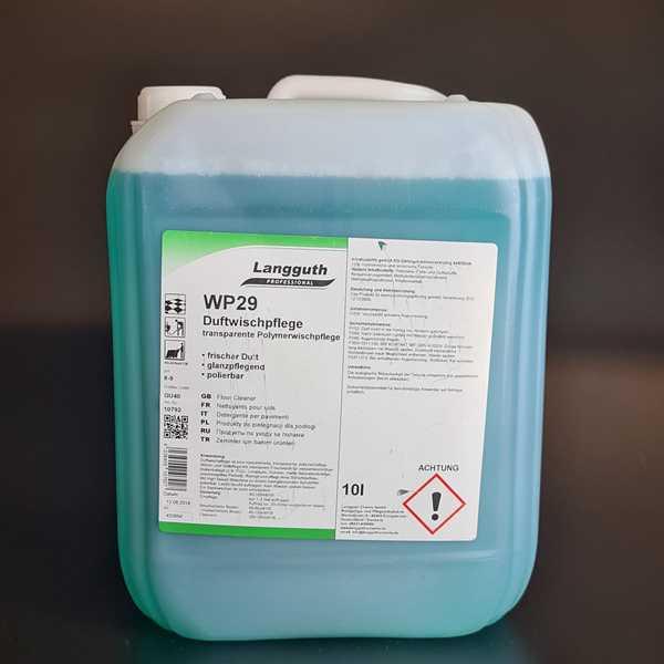 WP29 Wischpflege, Duftwischpflege 10 Liter