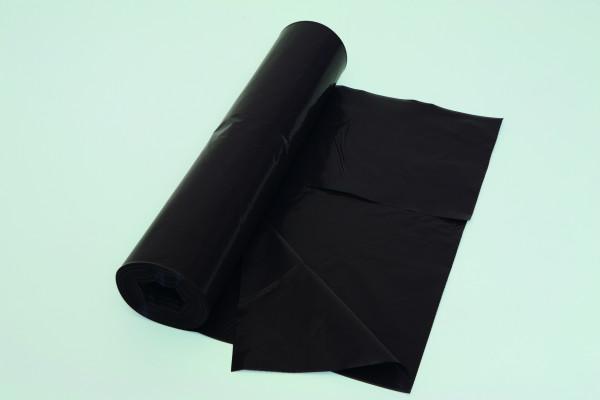 Müllbeutel schwarz, 120 L
