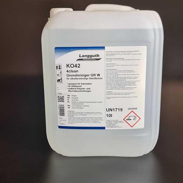 KO42 Grundreiniger GRW 4clean