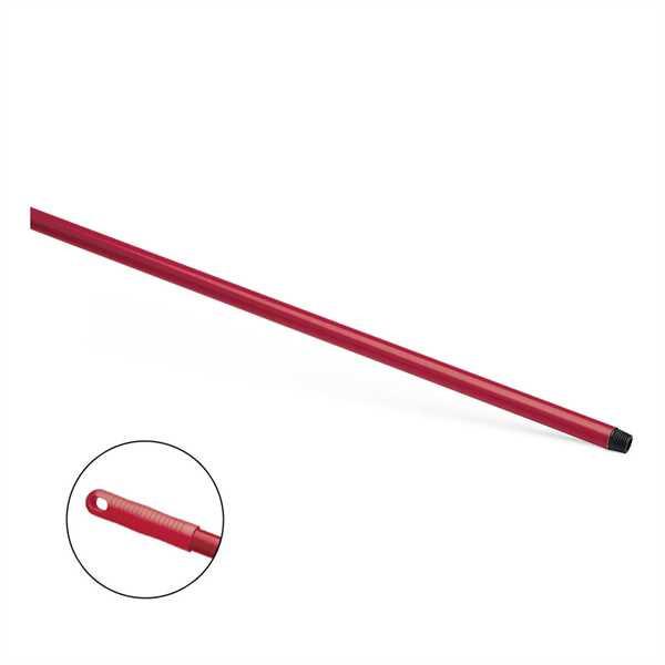 HACCP Glasfaserstiel, Stiel, Besenstiel farbig, Innengewinde, 150 cm