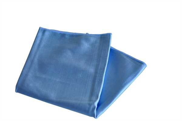 Microfaser-Bodentuch Blau 50x60 cm