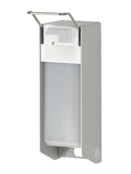 Desinfektion/Seifenspender KH 1000 ml Aluminium