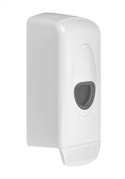 Schaumseifenspender 1000 ml Kunststoff, weiß