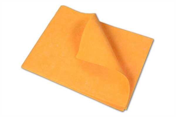 Bodentuch Orange, 50 x 60 cm, 10 Stk./Packung