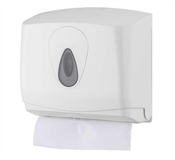 Handtuchspender mini Kunststoff
