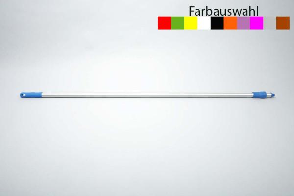 Aluminiumstiel, 1500 x 25 mm, Griff- AG