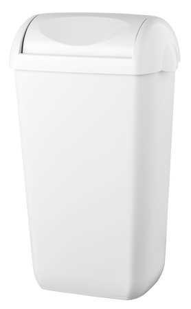 Abfallbehälter 43 Liter Kunststoff + Swing Deckel