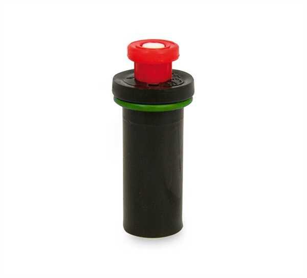 Kolbenmanometer mit Sicherheitsventil